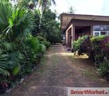 38.27 Perches Land with Old House for sale in Pannipitiya