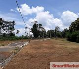 10 Land blocks for Sale at Mirigama, Kotadenniyawa