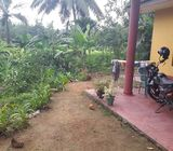 Galle - 14 Perch Land with house for sale