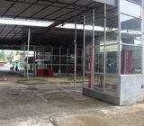 Well Equipped Service Station for Sale/ Lease in Ja –Ela, facing Colombo Road