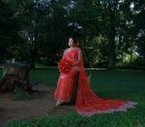 Home comming saree for rent