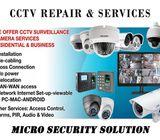 CCTV RAPAIRING