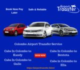 Taxi from Colombo Airport to Bentota | Taxi In Bentota