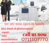 All kindof photocopiers repair