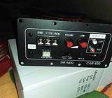 12v Sub amplifier