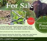 Eco tourism Estate for Sale