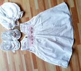 Baby Smocking Frocks Full set