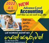 Acconting  ( Advance level) 2022