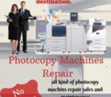 Photocopy machines repair