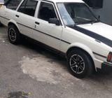 Toyota corolla -KE 74- year  1987   for sale