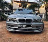BMW 320d E46 2000