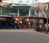 Two Storied Commercial Building for Sale in Homagama, facing Athurugiriya Rd.