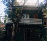 Semi commercial three storeyed house/building for sale in the heart of Thalawatugoda.