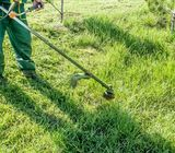 Grass Cutting (තණකොළ කැපීම)