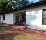 30 Perches Land with House for Sale in Jaya Srigama Road, Ragama.