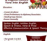 Elocution & English Classes
