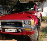 Toyota hilux 106