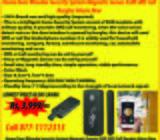 Home Door Window Security System GSM Burglar Alarm