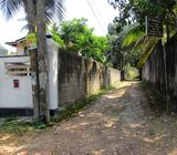 Land for Sale in Nittambuwa, close to Kandy Road.