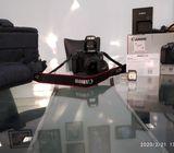 Canon EOS4000D DSLR camera