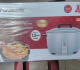 PANASONIC Rice cooker 2.5 Kg - Brand new ( Unopened box )