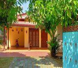 House for Rent at Hiriketiya, Dikwella