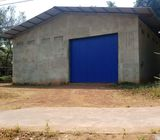 Warehouse Space for Sale at Nadagamuwa, Kotugoda.