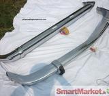 BMW 2002 Short Stainless Steel Bumper