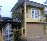 TWO STORIED HOUSE FOR RENT