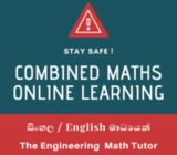 A/L COMBINED MATHS ONLINE