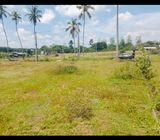 Land for sale near the NSBM and Moratuwa University
