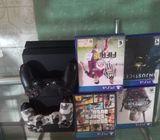 PS4 Console Mint Condition