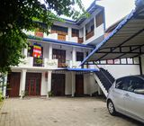 2 bedroom ground floor house available immediately for rent Rs.60,000/-