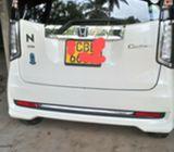 Honda Wagon N Custom