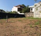 Valuable Residential Land for Sale at Thalawathugoda