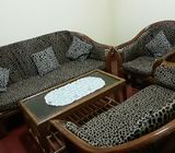 CANE SOFA SET FOR SALE !