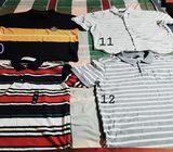 Imported T-Shirts, Shorts, Sandals & Shirt