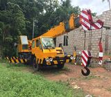 Mobile Cranes for Rent/ Hire