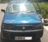 Suzuki Alto 2008 for immediate sale