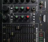 Amplifier (Active Speaker )