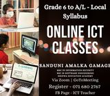 Wanted Class Room Space in Colombo