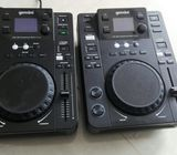 GEMINI USB DJ PLAYER