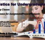 AL Business Statistics 2021/22 & Statistics for Undergraduates