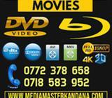 TV SERIES & MOVIES