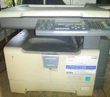TOSHIBA Estudio 167 & canon IR1600 photocopy machine