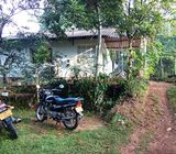 73 Perches Land with House for Sale in Galagedara, Padukka