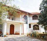 Architecturely designed house