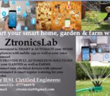 Smart home, garden and farm automation