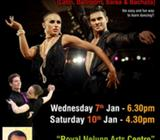 Social Dancing Course for Absolute Beginners