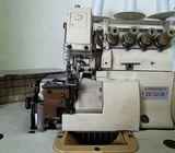 Overlock machine - 5 thread